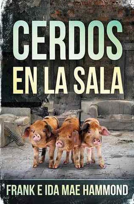 Librería Mizpa Cerdos en la Sala