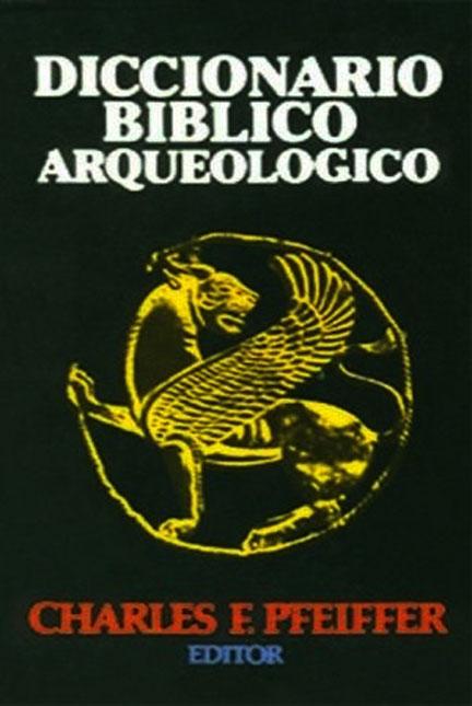Librería Mizpa Diccionario Bíblico Arqueológico