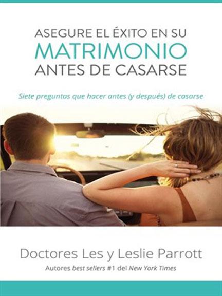 Librería Mizpa Título Asegure del Éxito en su Matrimonio Antes de Casarse