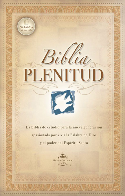 Librería Mizpa Título Biblia Plenitud