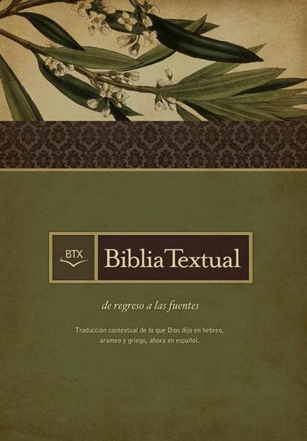Librería Mizpa Título Biblia Textual