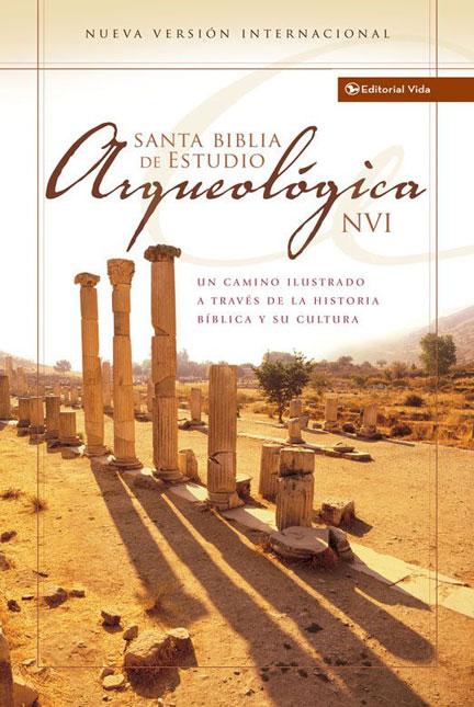 Librería Mizpa Título Biblia de Estudio Arqueologica NVI