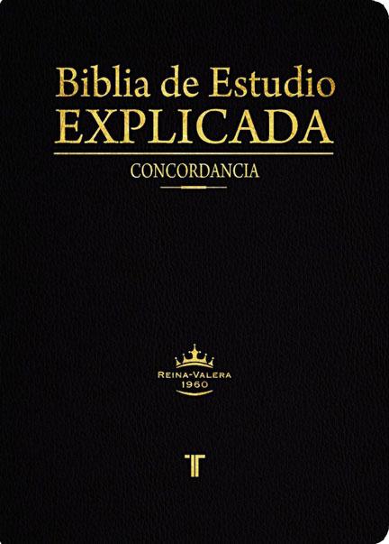 Librería Mizpa Título Biblia de Estudio Explicada