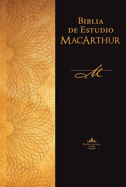 Librería Mizpa Título Biblia de Estudio MACARTHUR
