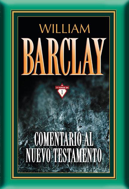Librería Mizpa Título Comentario al nuevo Testamento WILLIAM BARCLAY