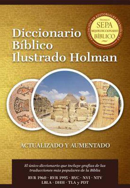 Librería Mizpa Título Diccionario Biblico ilustrado Holman