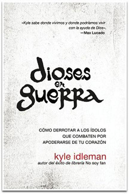 Librería Mizpa Título Dioses en Guerra KYLE IDLEMAN