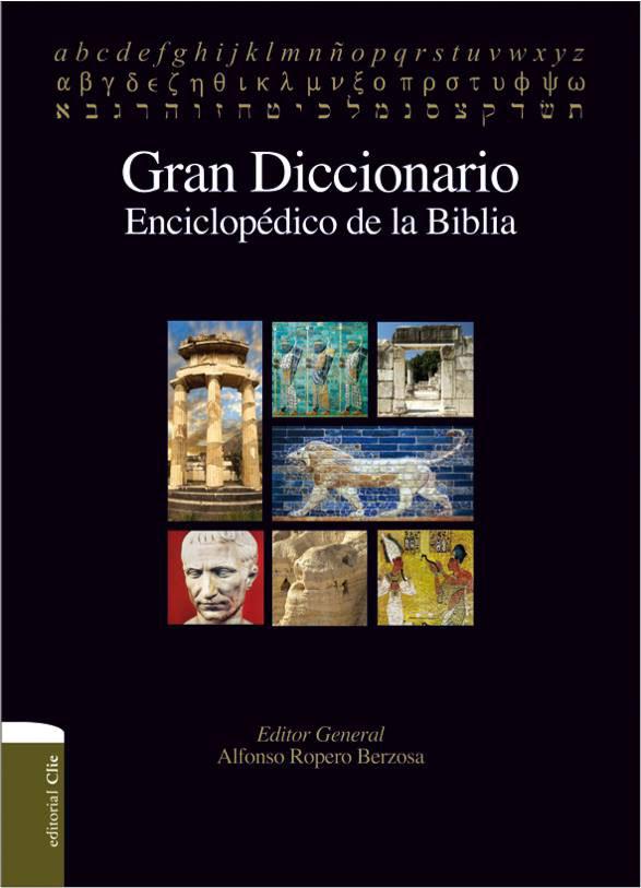 Librería Mizpa Título Gran Diccionario Enciclopédico de la Biblia