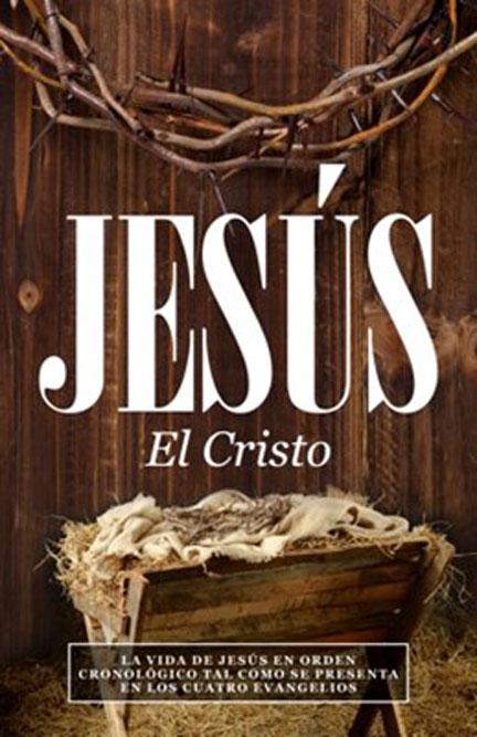 Librería Mizpa Título Jesús el Cristo
