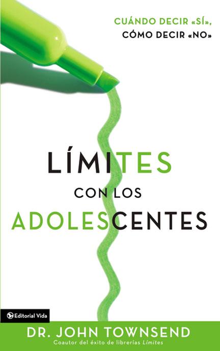 Librería Mizpa Título Limites Con los Adolescentes DR. JOHN TOWNSEND