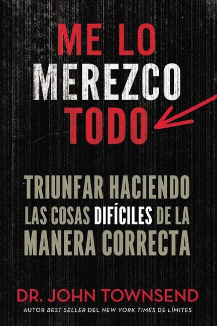 Librería Mizpa Título Me Lo Merezco Todo