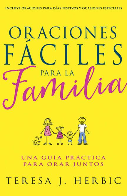 Librería Mizpa Título Oraciones Faciles para la Familia TERESA J. HERBIC