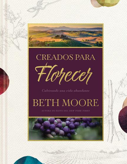 Librería-Mizpa - Creados para Florecer - Beth Moore