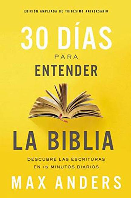 Libreria-Mizpa-Titulo-30-Dias-para-Entender-la-Biblia-Autor-Max-Anders