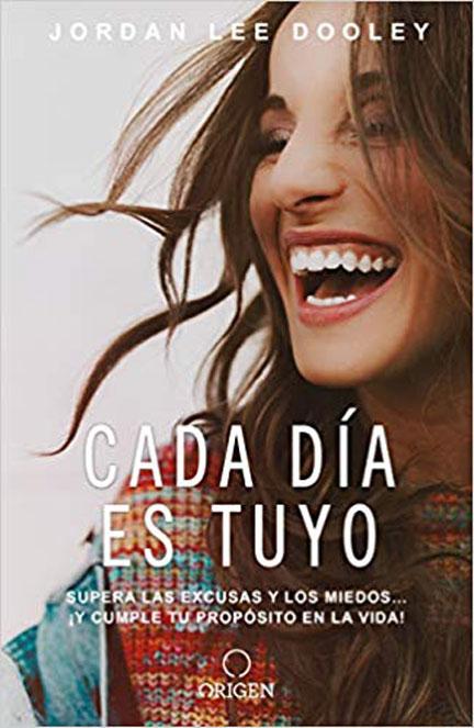 Librería-Mizpa-Título-Cada-Dia-es-Tuyo-Autor-Jordan-Lee-Dooley