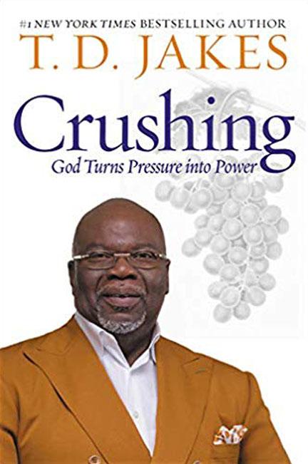 Librería-Mizpa-Título-Crushing-God-Turns-Pressure-into-Power-Autor-T.-D.-Jakes
