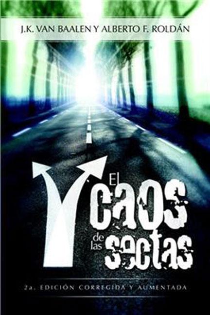 Librería-Mizpa-Título-El-Caos-de-las-Saetas-Autor-J.K.-Van-Baalen-y-Alberto-F.-Roldan