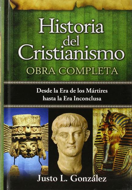 Libreria-Mizpa-Titulo-Historia-del-Cristianismo-Autor-Justo-L.-Gonzalez
