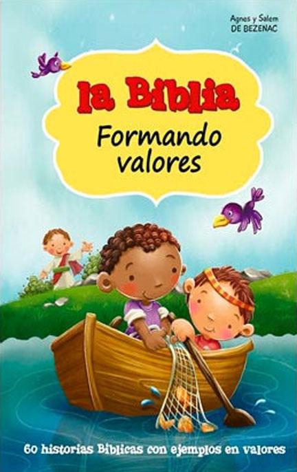 Librería-Mizpa-Título-La-Biblia-Formando-Valores