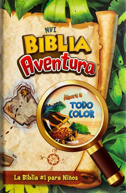 Librería Mizpa NVI Biblia Aventura