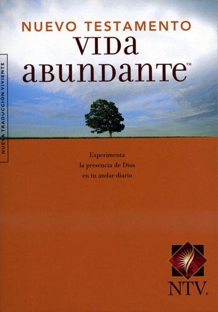 Librería Mizpa Nuevo testamento Vida abundante