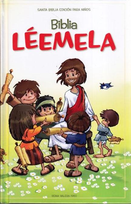 Librería Mizpa Biblia-Léemela