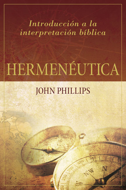 Librería Mizpa HERMENEUTICA Introducción a la interpretación bíblica